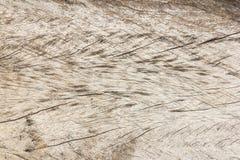 Gekrast op houten textuur Stock Fotografie