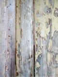 Gekraste houten textuur Royalty-vrije Stock Foto's