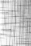 Gekraste textiel zwart-witte vectorbekledingstextuur als achtergrond royalty-vrije illustratie