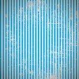 Gekraste vector retro achtergrond. Beschadigde uitstekende vectorwallpa Stock Fotografie