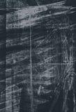 Gekraste Zwarte Als achtergrond 10 Stock Afbeelding