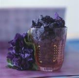 Gekristalliseerde viooltjes Royalty-vrije Stock Foto's