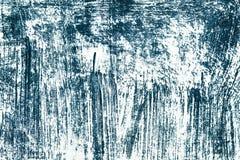 Gekritzel der blauen Tinte auf weißem Oberflächenschmutzhintergrund lizenzfreie stockfotos