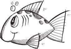 Gekritzel fisch vektor stockfotos 153 gekritzel fisch for Japanischer kampffisch