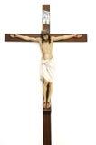 Gekruisigde Jesus-Christus Stock Afbeeldingen
