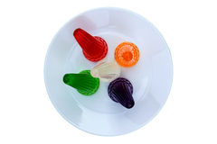Gelée de bonbons Photo libre de droits