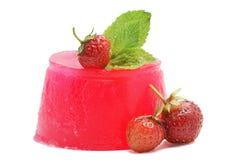 Gelée de fraise images stock