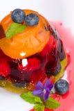 gelée de Multi-fruit photographie stock