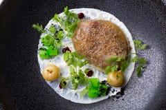 Gelée russe de viande photo stock
