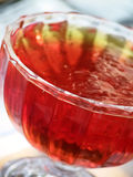 Geléia de fruta Fotografia de Stock Royalty Free
