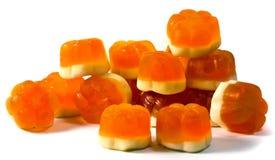 Geléias de fruta Imagem de Stock Royalty Free