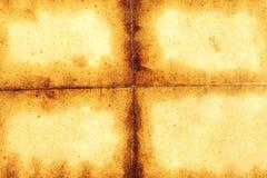 Gelöschte Pappbeschaffenheit Stockfotos