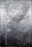 Gelöschtes Metallgrunge Lizenzfreie Stockfotografie