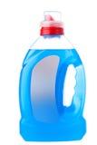 Gel di lavaggio, bottiglia del liquido di lavaggio Fotografia Stock Libera da Diritti
