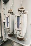 Gel di silice per controllo di umidità Fotografia Stock Libera da Diritti