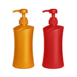 Gel, Foam Or Liquid Soap Dispenser Pump Plastic pin Stock Photography