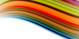 Gel jelly fluid flowing liquid rainbow style colours, wave abstract background, modern minimal colorful design. Vector illustration vector illustration