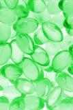 Gel pills Stock Images
