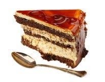 Gelaagde Cake stock afbeeldingen