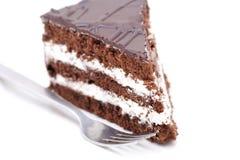 Gelaagde Cake Stock Afbeelding