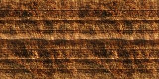 gelaagde canion naadloze textuur Stock Foto's