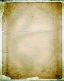 Gelaagde uitstekende documenten Stock Fotografie