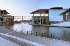 Gelage-und Regierungs-Gebäude Berlin Lizenzfreies Stockbild