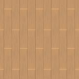 Gelamineerd naadloos patroon Textuur van houten bevloering Vectorbac vector illustratie