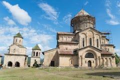 Gelati修道院和教会,乔治亚 库存图片