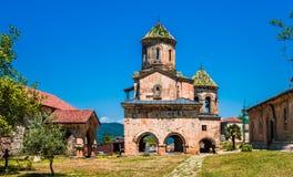 Gelati, монастырь девственницы, Kutaisi, Georgia стоковые фотографии rf