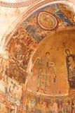 Gelati kloster av oskulden Arkivfoton