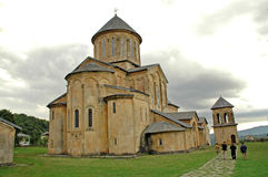Gelati, The Monastery of the Virgin, Kutaisi, Georgia stock image