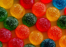 Gelatin candies Stock Photography