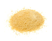 Gelatin Granules Stock Photography