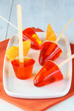 Gelatin popsicles Stock Photos