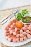 Gelatin pork Royalty Free Stock Images