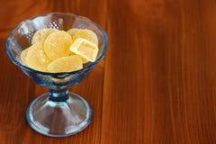 Gelatin sweets jujube Stock Photos