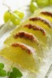 Gelatina dell'uva Immagini Stock