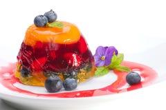 gelatina della Multi-frutta immagini stock