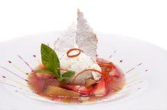Gelato gastronomico Fotografia Stock