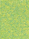 Gelb, abstrakter Hintergrund des Grüns Stockbilder