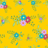 Gelb der Blumen 5 Stockbild