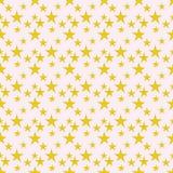 Gelb spielt nahtloses Muster die Hauptrolle vektor abbildung