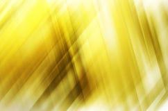 Gelbe abstrakte Hintergrundspitzentechnologie Stock Abbildung