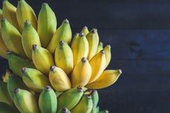 Gelbe Bananen Stockbilder