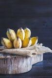 Gelbe Bananen Stockfotos