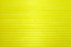 Gelbe Farbe der abstrakten Gewebe des Hintergrundes 3D gewölbten Stockbilder