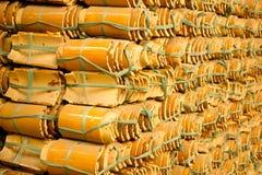 Gelbe Fliesen Lizenzfreie Stockfotografie