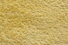 Gelbe Gewebebeschaffenheit stock abbildung