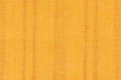 Gelbe Gewebebeschaffenheit lizenzfreies stockfoto